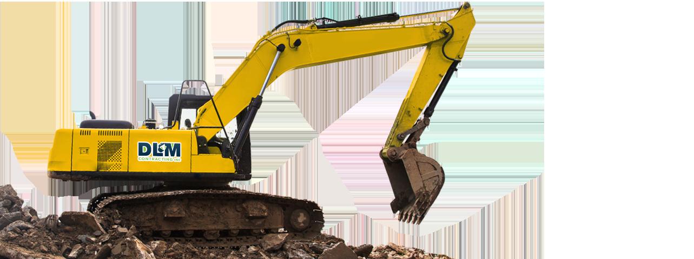 dlm-excavator